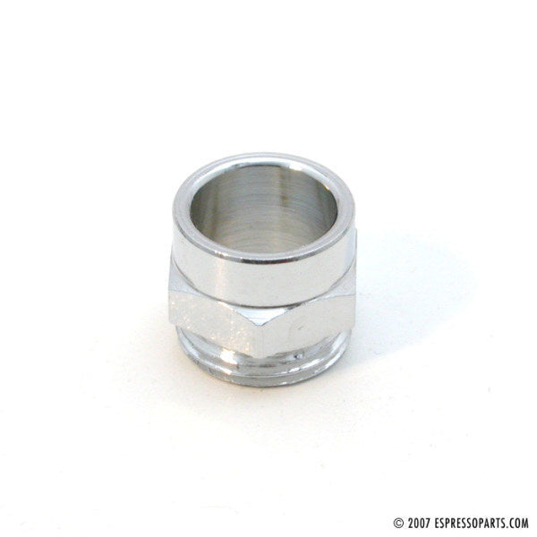 La Pavoni Sight Glass Fixing Nut - Chrome
