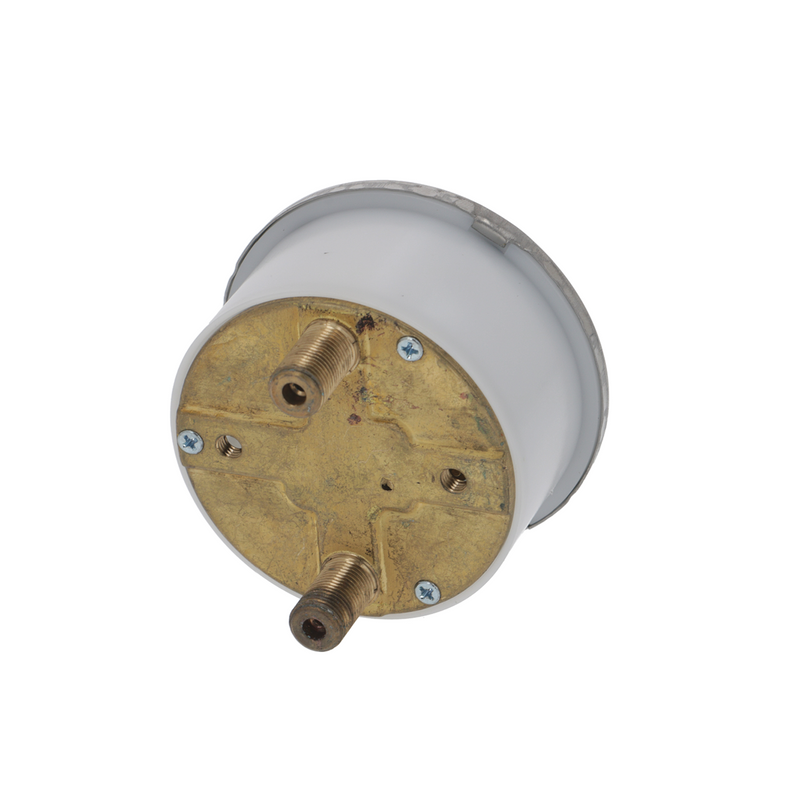 Double Scale Pressure Gauge