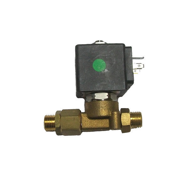 Rancilio 'Classe/Epoca' Two-way 24V Water Inlet Solenoid Assembly