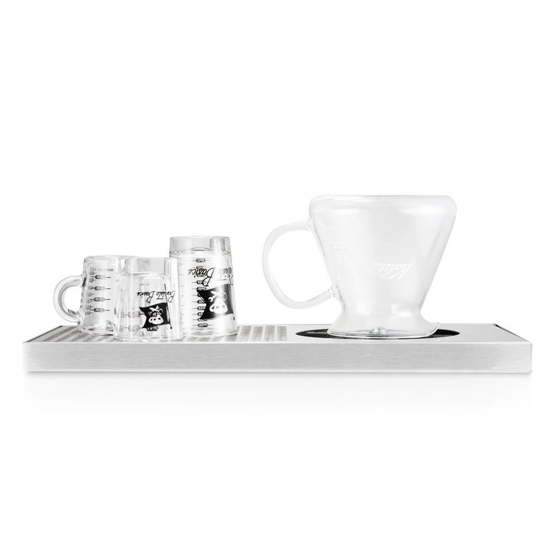 "Bar and Cafe Rinser, NSF Approved, Size 7"" x 15"" - Barista Basics By Espresso Parts"