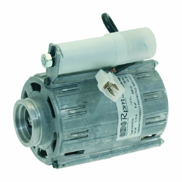 Rotary Vane Pump Motor - 1/4 Horse Power 110V