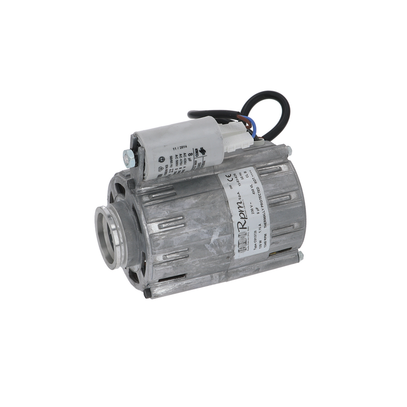 1/4 Horse Power 230 Volt Clamp Flange Pump Motor