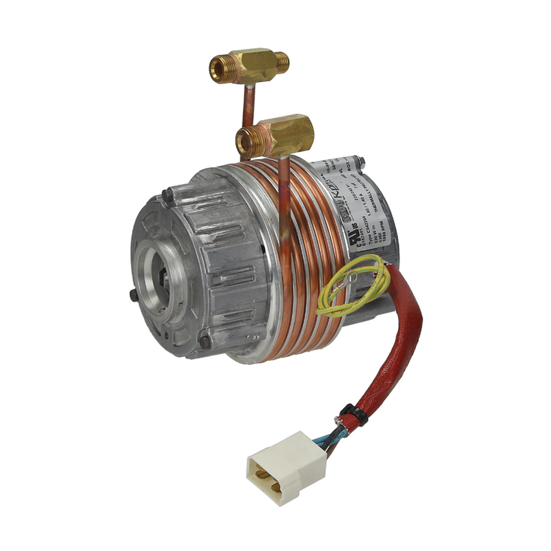 230V Exposed Tube Water Cooled Motor