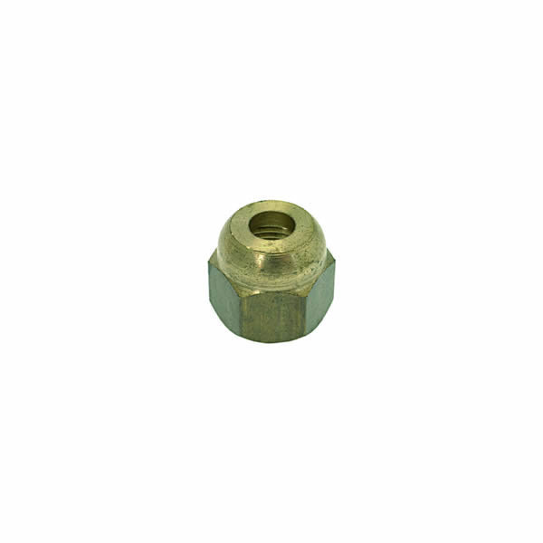 CMA Steam/water Valve Bushing Nut - Brass