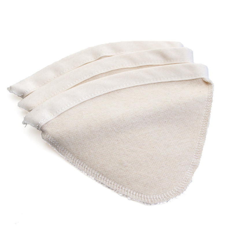 3-Pack Cloth Filters for CD5H Sock Pot