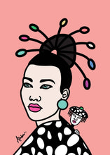 Load image into Gallery viewer, Geisha Clan Pinky Pop