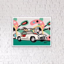 Load image into Gallery viewer, 300 SL Cream Pop