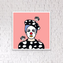 Load image into Gallery viewer, Twiggy Pink Mime Pop