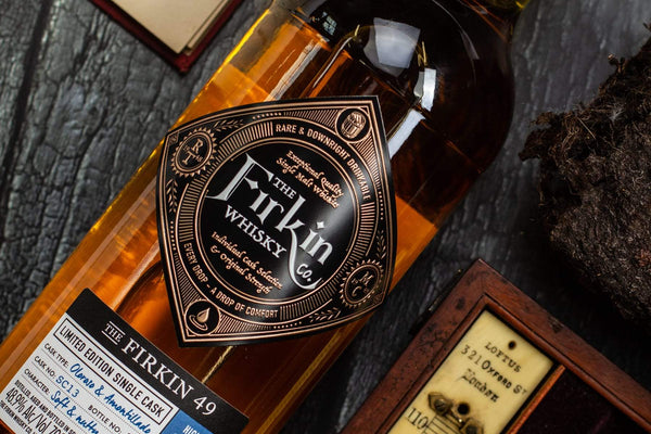 Firkin 49: A Whisky and Two Sherries Go Into A Bottle