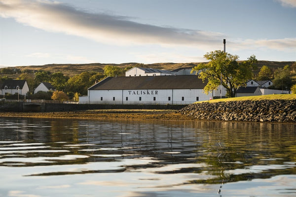 Talisker, The Treasure Island Distillery