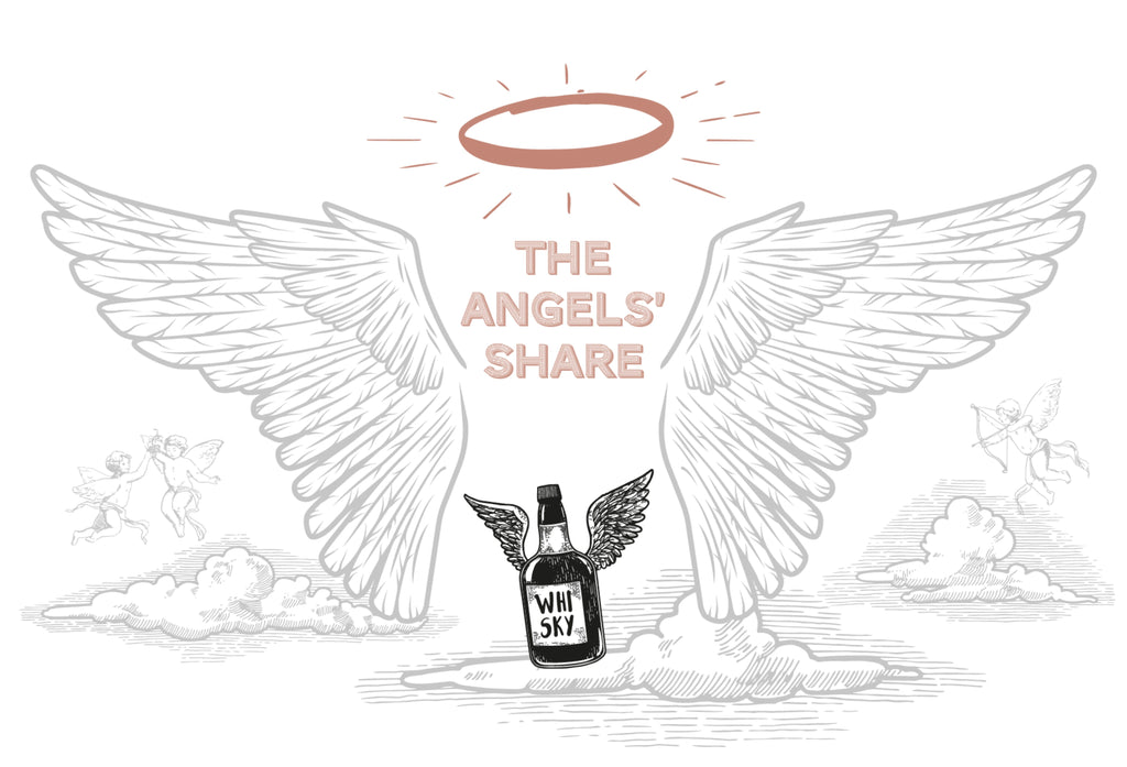 Angel's Share Whisky Evapouration