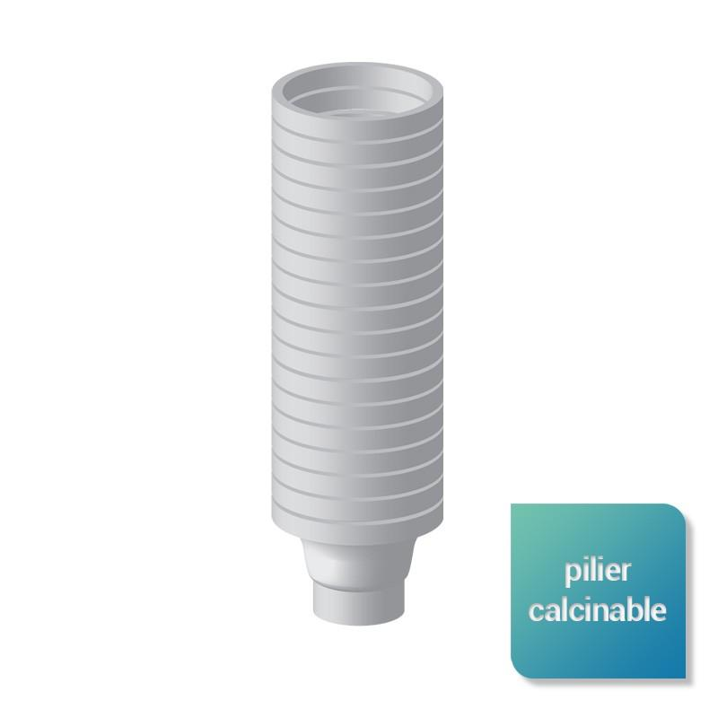 Piliers calcinables compatibles NobelActive™ et NobelReplace Conical Connection™