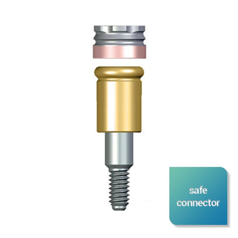 Safe Connector droit compatible NobelReplace Select™