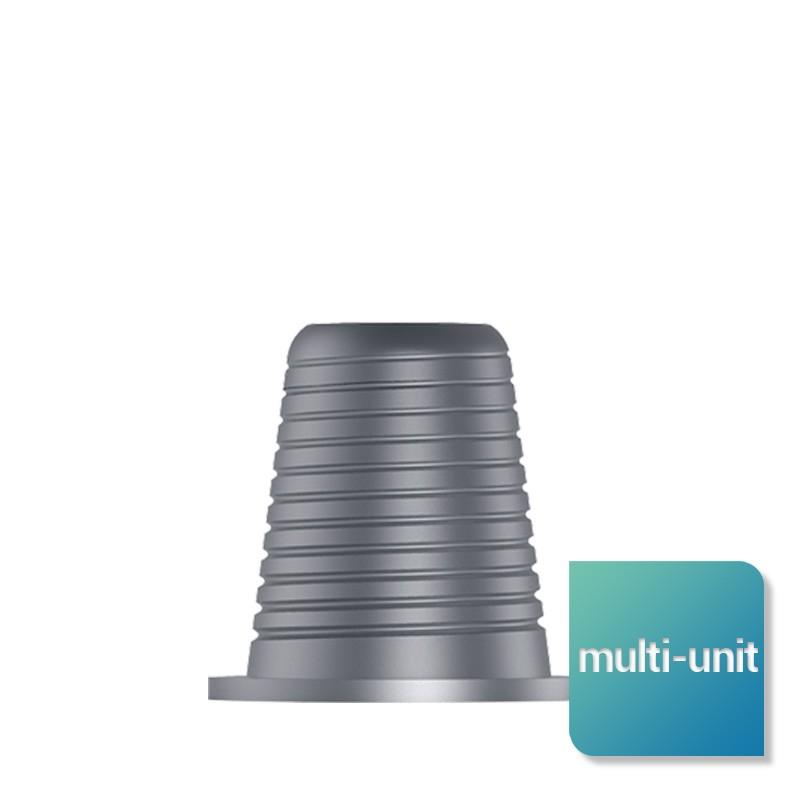 Piliers Ti base pour multi-unit