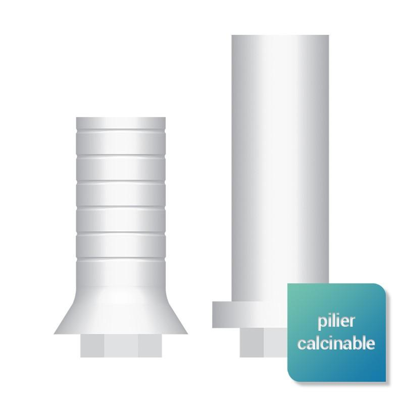 Piliers calcinables compatibles Soft Tissue Level™