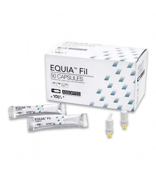 EQUIA Fil Ciment verre Ionomère by GC - Safe Implant