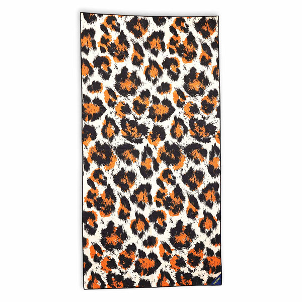 Leopard Gym Towel