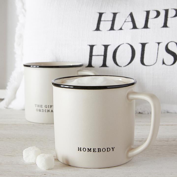 Face to Face Coffee Mug - Homebody