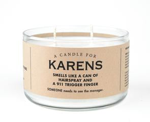 A Candle for Karens