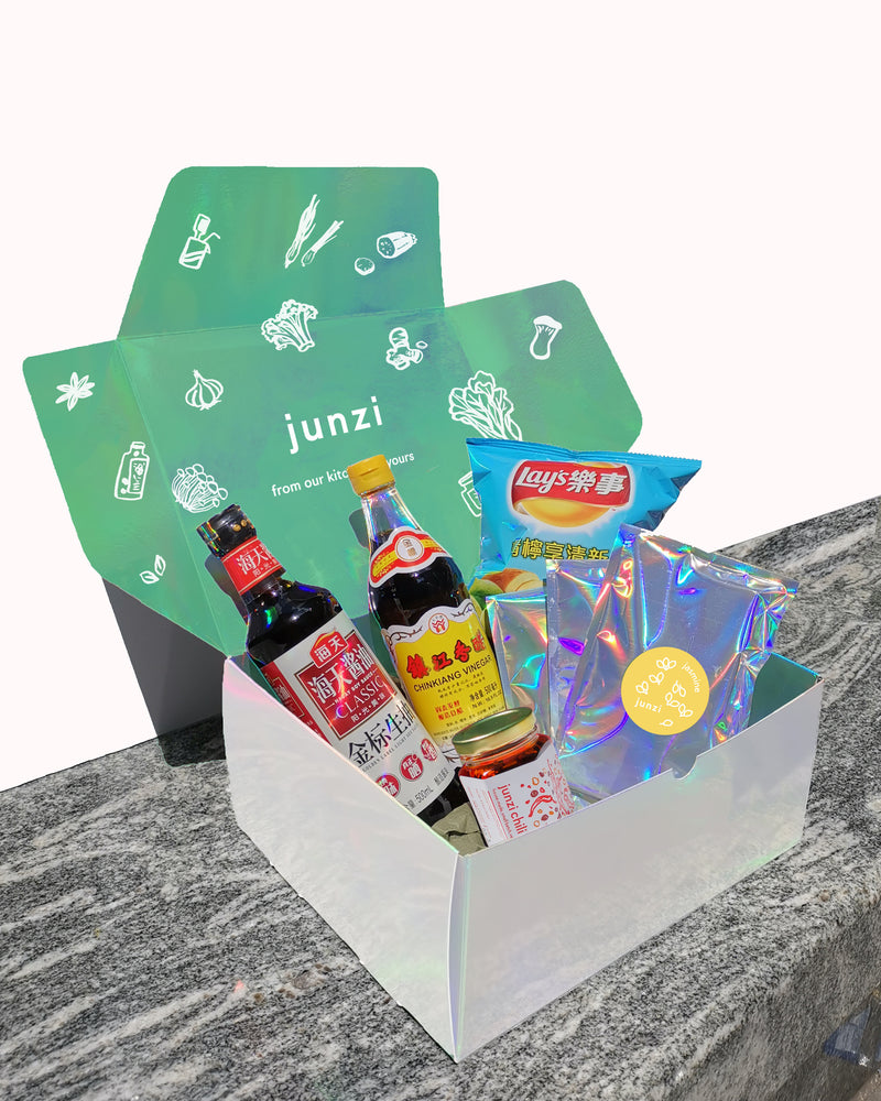 Junzi Pantry Essentials Box - Gift Box Edition