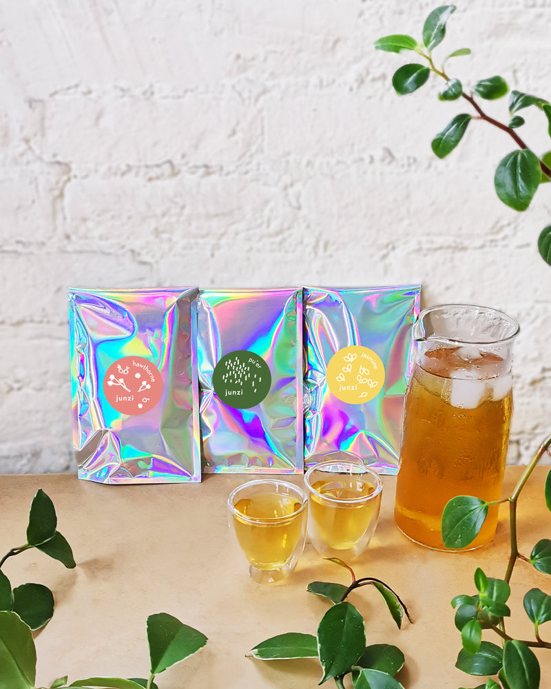 Load image into Gallery viewer, Junzi Home-brew Tea Variety Pack