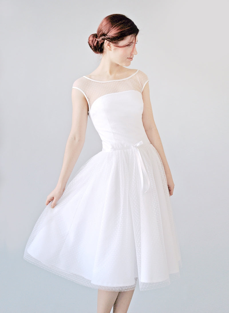 FEMKIT Wedding Dress D.A.R.L.I.N.E