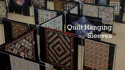 Quilt Hanging Sleeves