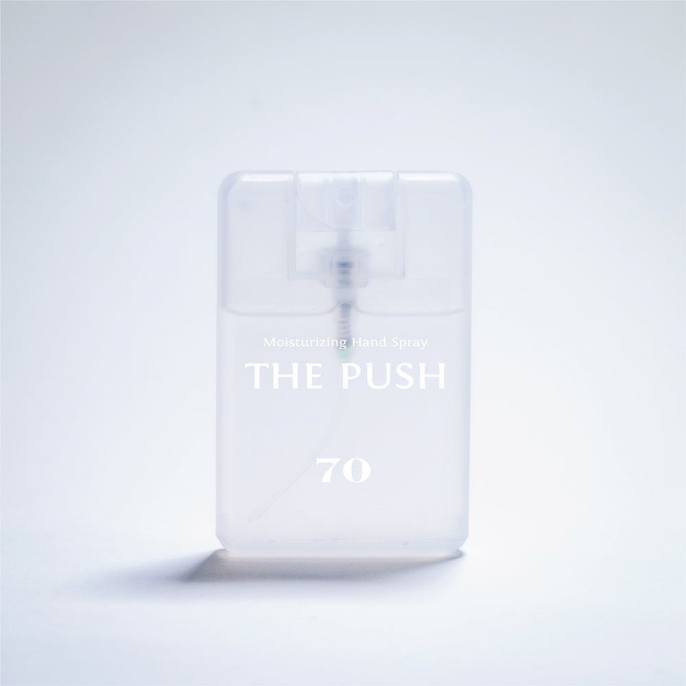 THE PUSH 70 / Moisturizing Hand Spray / WHITE