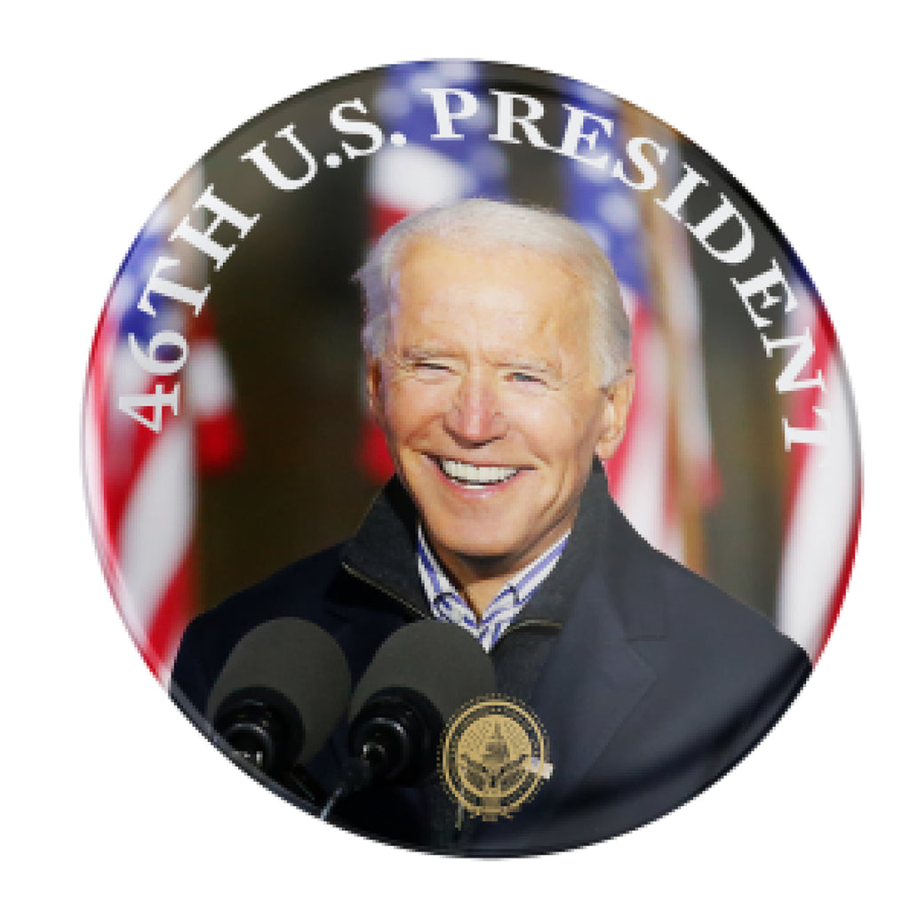 46th President Buttons 2-Pack