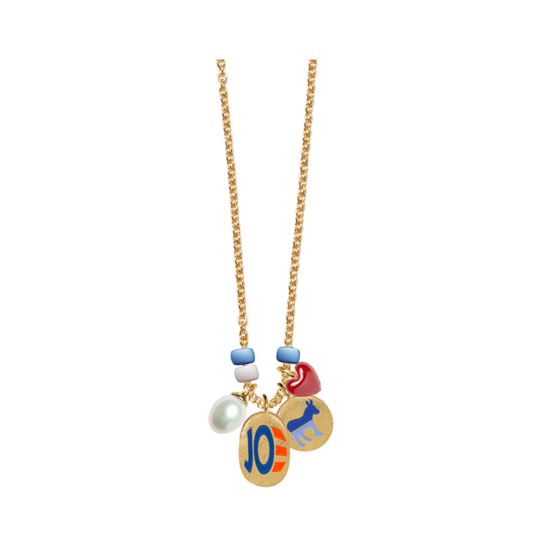 Lizzie Fortunato – Charm Necklace