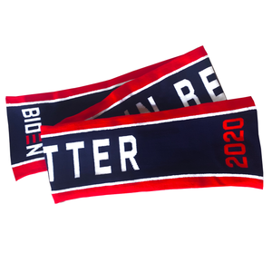 Thom Browne – Believe in Better Winter Scarf