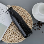 Marble Vacuum Insulated Flask