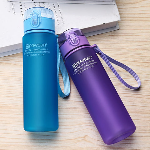 Jewel Color Water Bottle