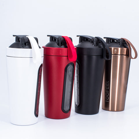 700ml Creative Stainless Steel Shaker
