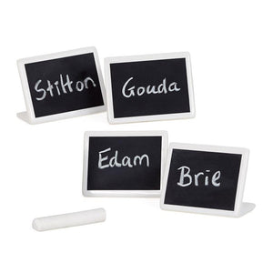 Circ Chalkboard Cheese Markers 4 Piece Set