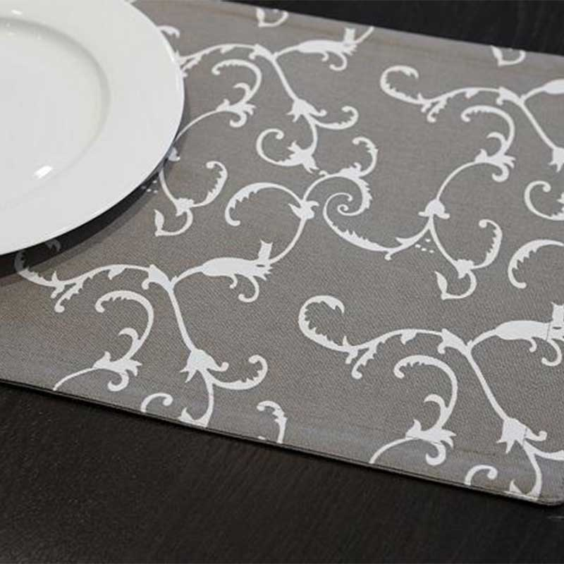 Damask Reversible Placemats