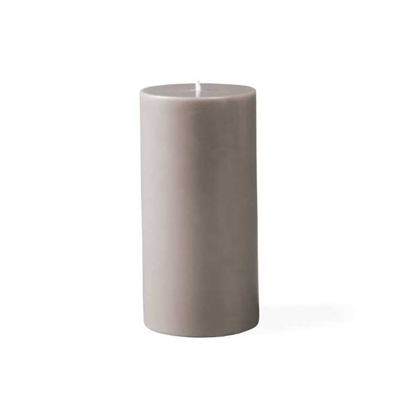Prime Palm Wax Pillar Candle (Large)