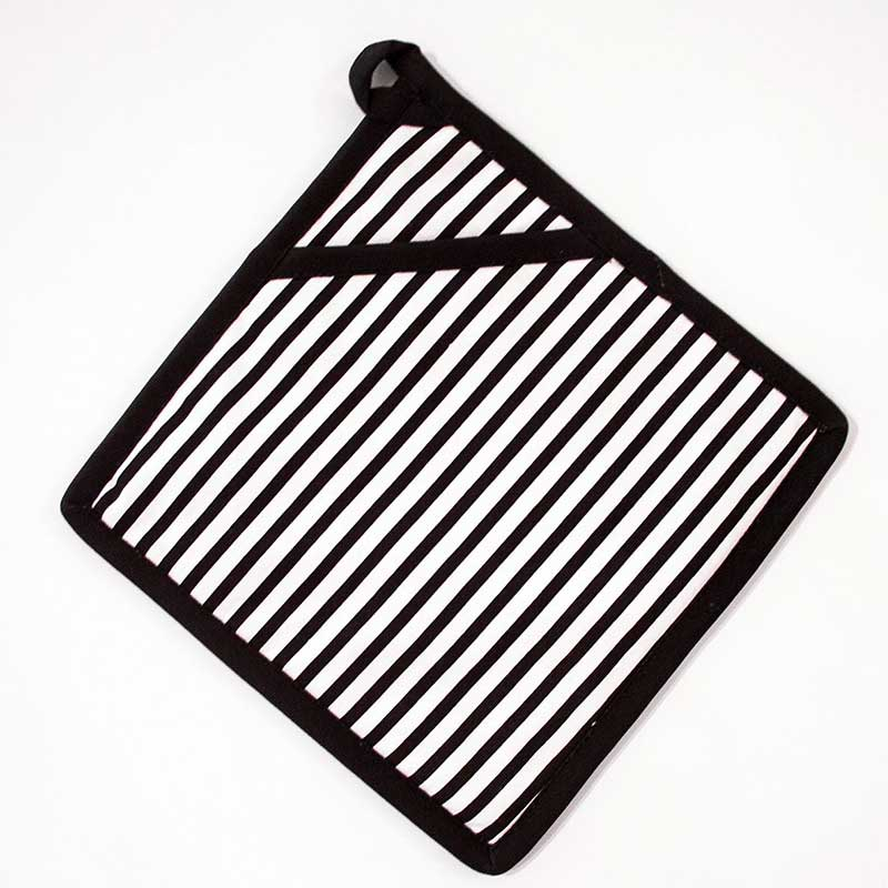 The Stripes Pot Holder