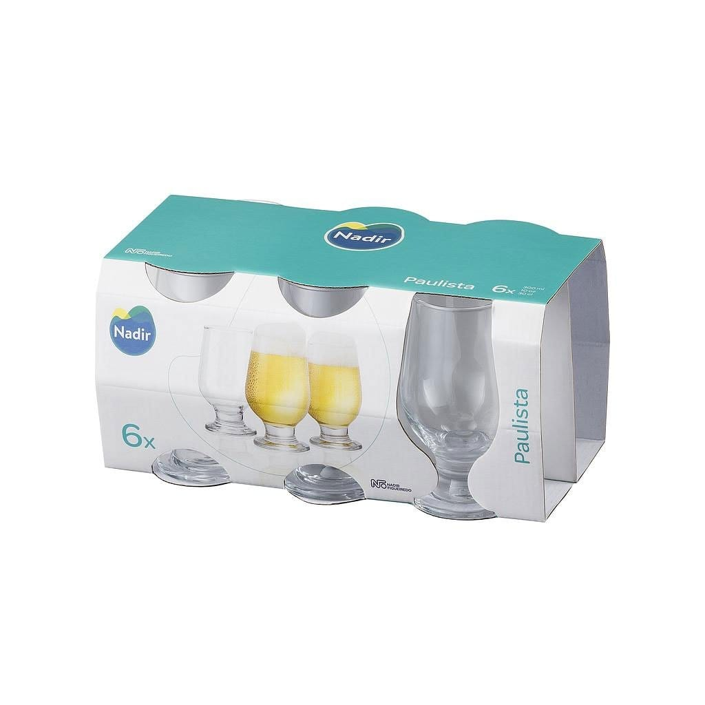 Water Glasses, 6 pack