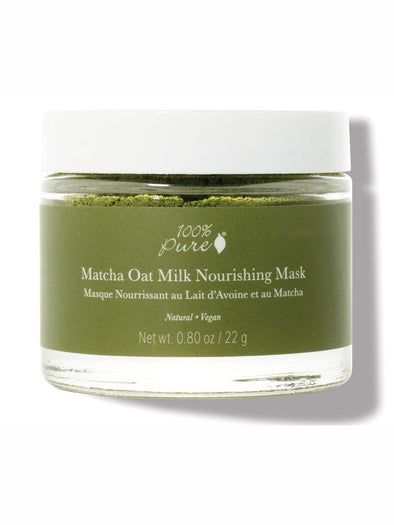 Matcha Oat Milk Nourishing Mask