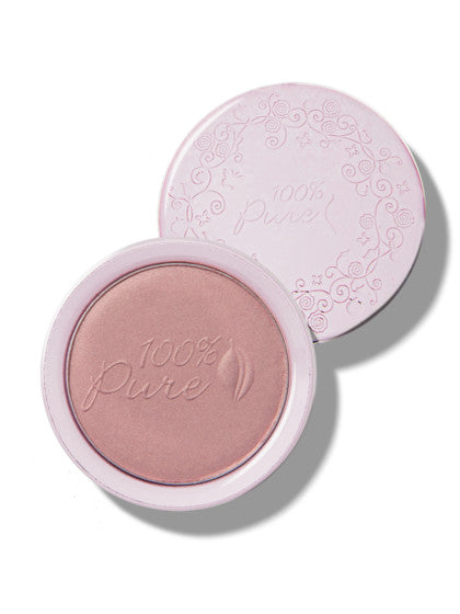 100% Pure Fruit Pigmented Blush: Mauvette