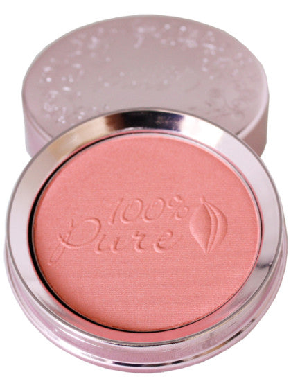 100% Pure Fruit Pigmented Blush: Chiffon