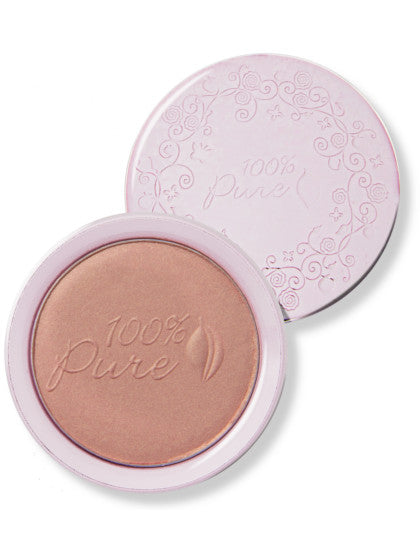100% Pure Fruit Pigmented Blush: Pretty Naked
