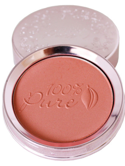 100% Pure Fruit Pigmented Blush: Peach