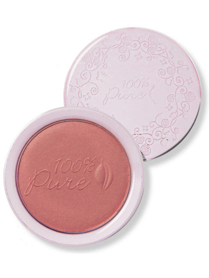 100% Pure Fruit Pigmented Blush: Berry