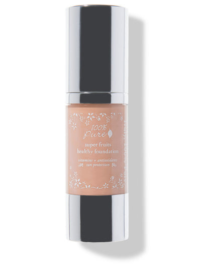100% Pure Fruit Pigmented Healthy Foundation - Golden Peach