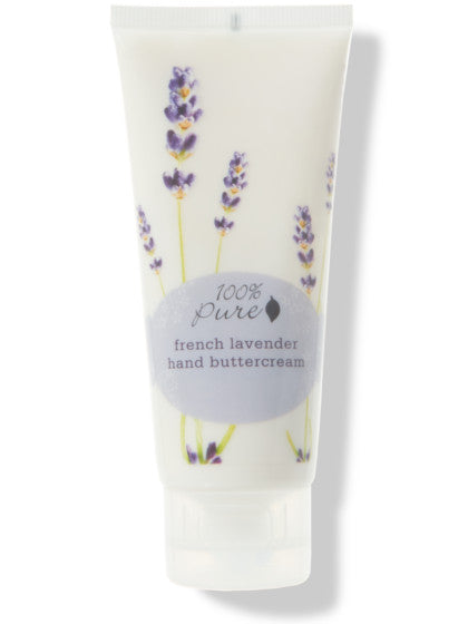 French Lavender Hand Buttercream