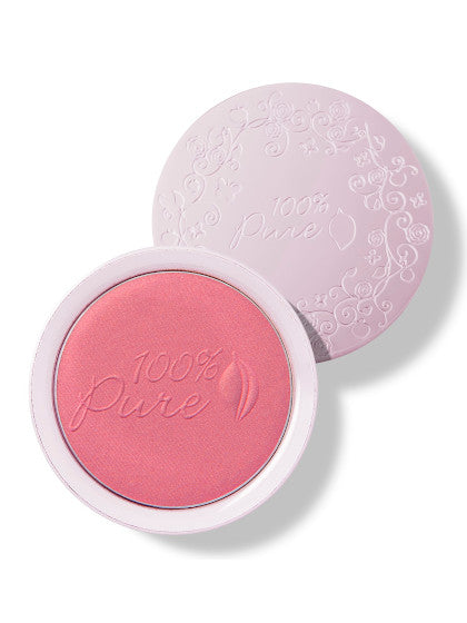 100% Pure Fruit Pigmented Blush: Plum