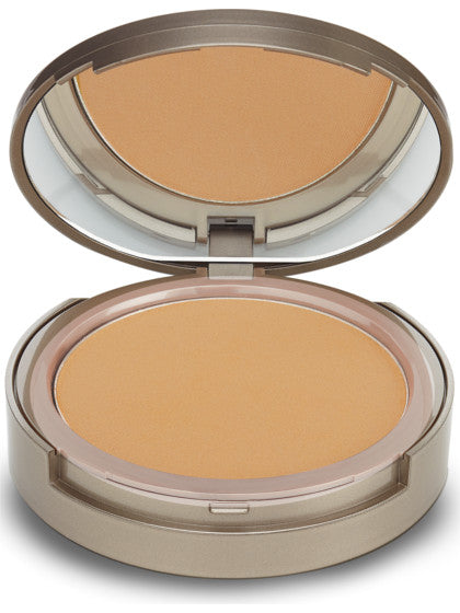 Pressed Mineral Foundation Compact - Taste of Honey