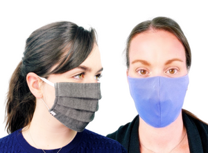 How to Safely Wear a Non-Medical Fabric Face Mask